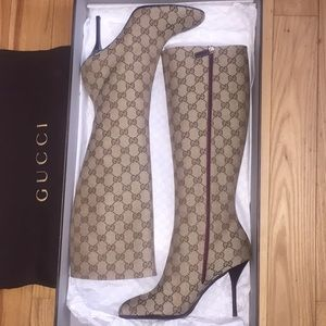 AUTHENTIC Brand New Gucci Boots
